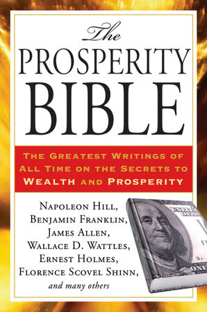 The Prosperity Bible by Napoleon Hill