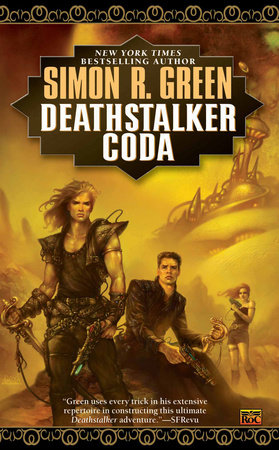 Deathstalker Coda by Simon R. Green