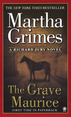 Grave Maurice, The   AUDIO by Martha Grimes