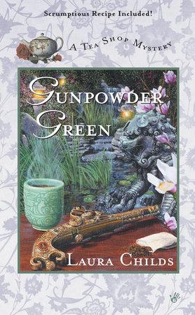 Gunpowder Green by Laura Childs