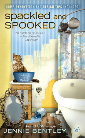 Spackled and Spooked by Jennie Bentley