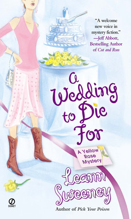 A Wedding to Die For by Leann Sweeney