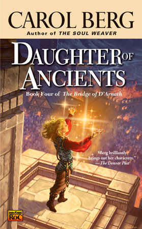 Daughter of Ancients by Carol Berg