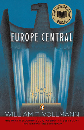 Europe Central by William T Vollmann
