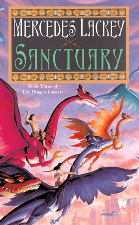 Sanctuary by Mercedes Lackey