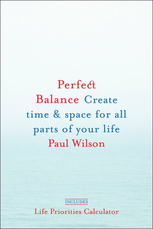 Perfect Balance by Paul Wilson