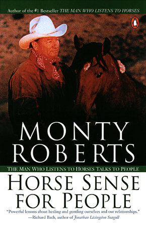 Horse Sense for People by Monty Roberts