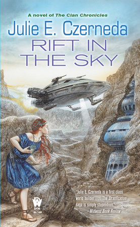Rift in the Sky by Julie E. Czerneda
