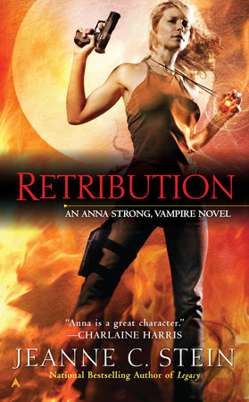 Retribution by Jeanne C. Stein