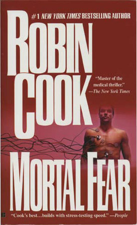 Mortal Fear by Robin Cook