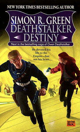 Deathstalker Destiny by Simon R. Green