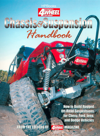 Chassis & Suspension Handbook HP1406 by Carl Munroe