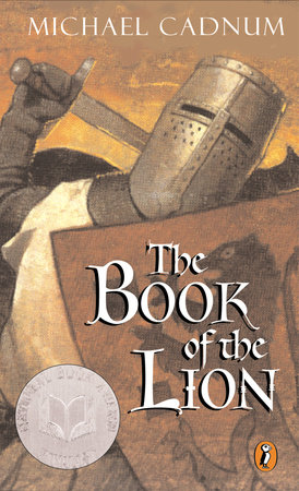 The Book of the Lion by Michael Cadnum