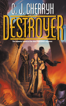 Destroyer by C. J. Cherryh