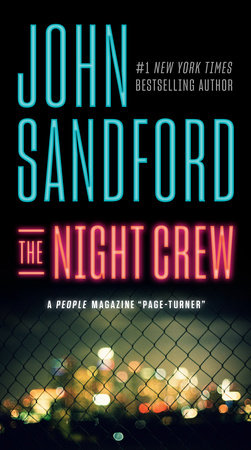 Night Crew, The cassettes by John Sandford