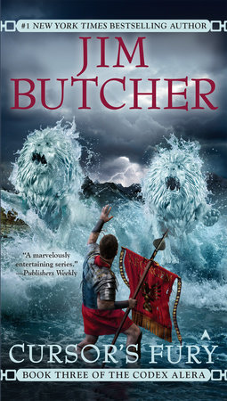 Cursor's Fury by Jim Butcher