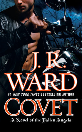 Covet by J.R. Ward