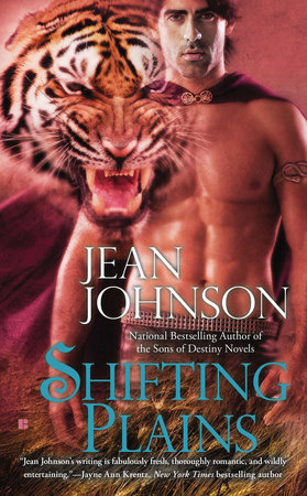 Shifting Plains by Jean Johnson