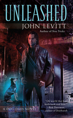 Unleashed by John Levitt
