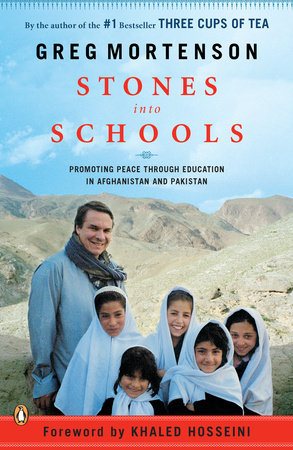EXP Stones into Schools by Greg Mortenson