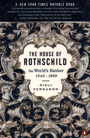 House of Rothschild, The vol 2 by Niall Ferguson