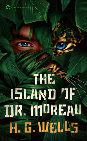 The Island of Dr. Moreau by H.G. Wells and Dr. John L. Flynn