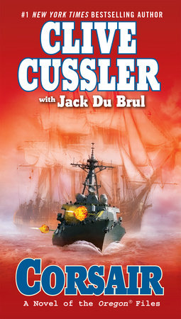 Corsair by Clive Cussler and Jack Du Brul