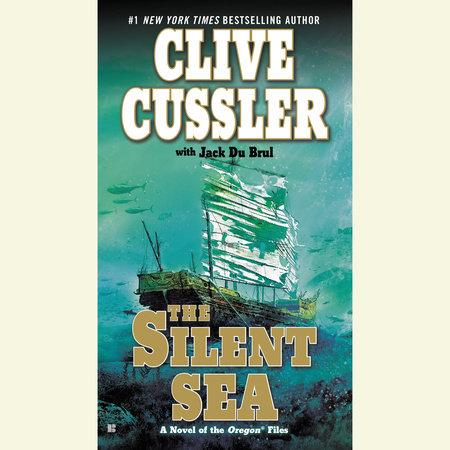 EXP The Silent Sea by Clive Cussler and Jack Du Brul
