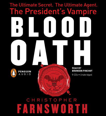 EXP Blood Oath by Christopher Farnsworth