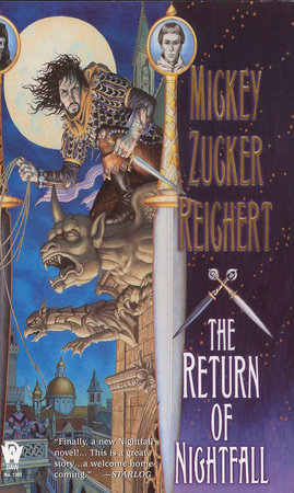 The Return Of NightFall by Mickey Zucker Reichert
