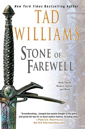 The Stone of Farewell by Tad Williams