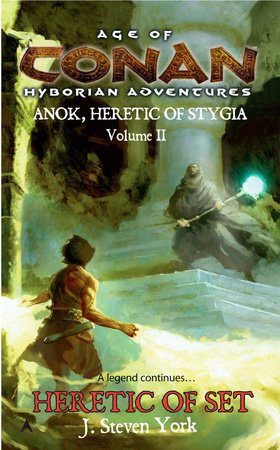 Heretic of Set by J. Steven York