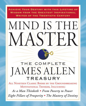 Mind is the Master by James Allen