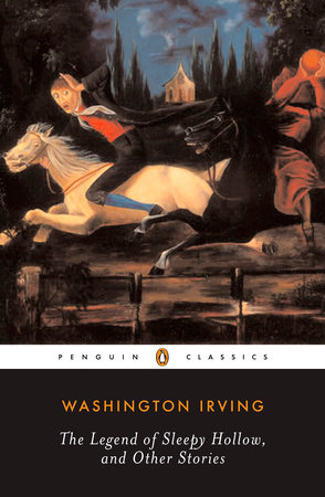 Legend of Sleepy Hollow and Other Stories by Washington Irving