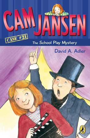 Cam Jansen and the School Play Mystery #21 by David A. Adler