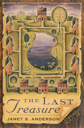 The Last Treasure by Janet Anderson
