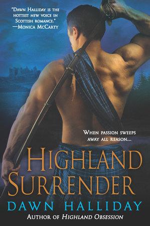 Highland Surrender by Dawn Halliday