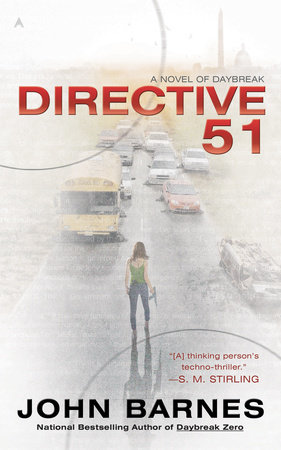 Directive 51 by John Barnes