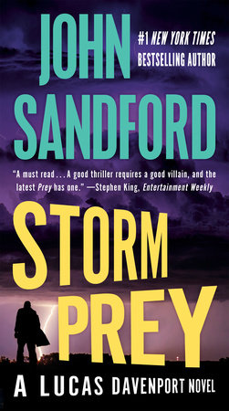Storm Prey by John Sandford