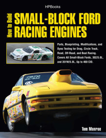 How to Build Small-Block Ford Racing Engines HP1536