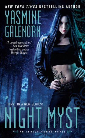 Night Myst by Yasmine Galenorn