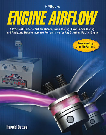 Engine Airflow HP1537 by Harold Bettes