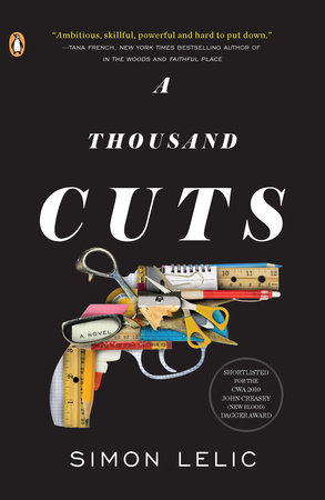 A Thousand Cuts by Simon Lelic