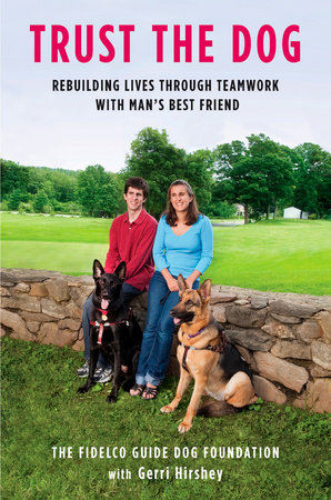 Trust the Dog by Fidelco Guide Dog Foundation
