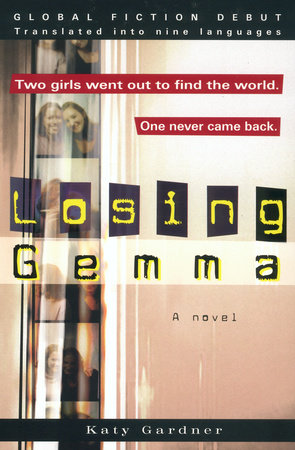Losing Gemma by Katy Gardner