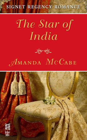 The Star of India by Amanda McCabe
