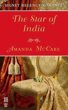 The Star of India by Amanda McCabe
