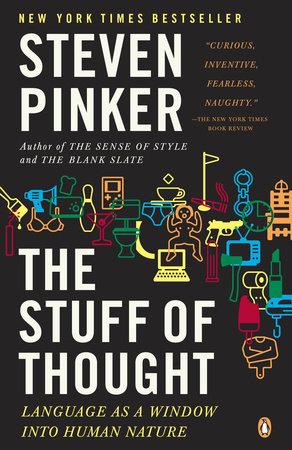 The Stuff of Thought by Steven Pinker