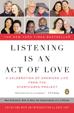 Listening Is an Act of Love by