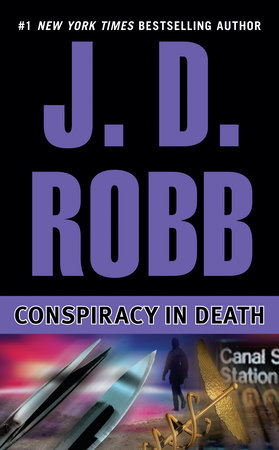 Conspiracy in Death by J. D. Robb